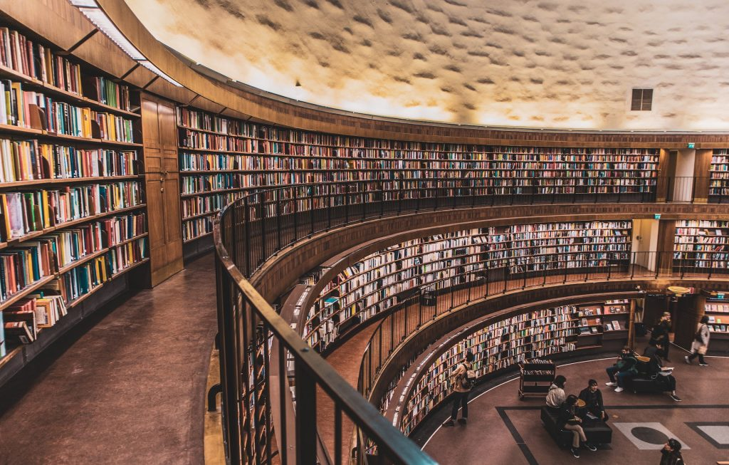 Your website is one book in an impossibly large library. You have one chance to make a first impression. Make sure you have good website design.